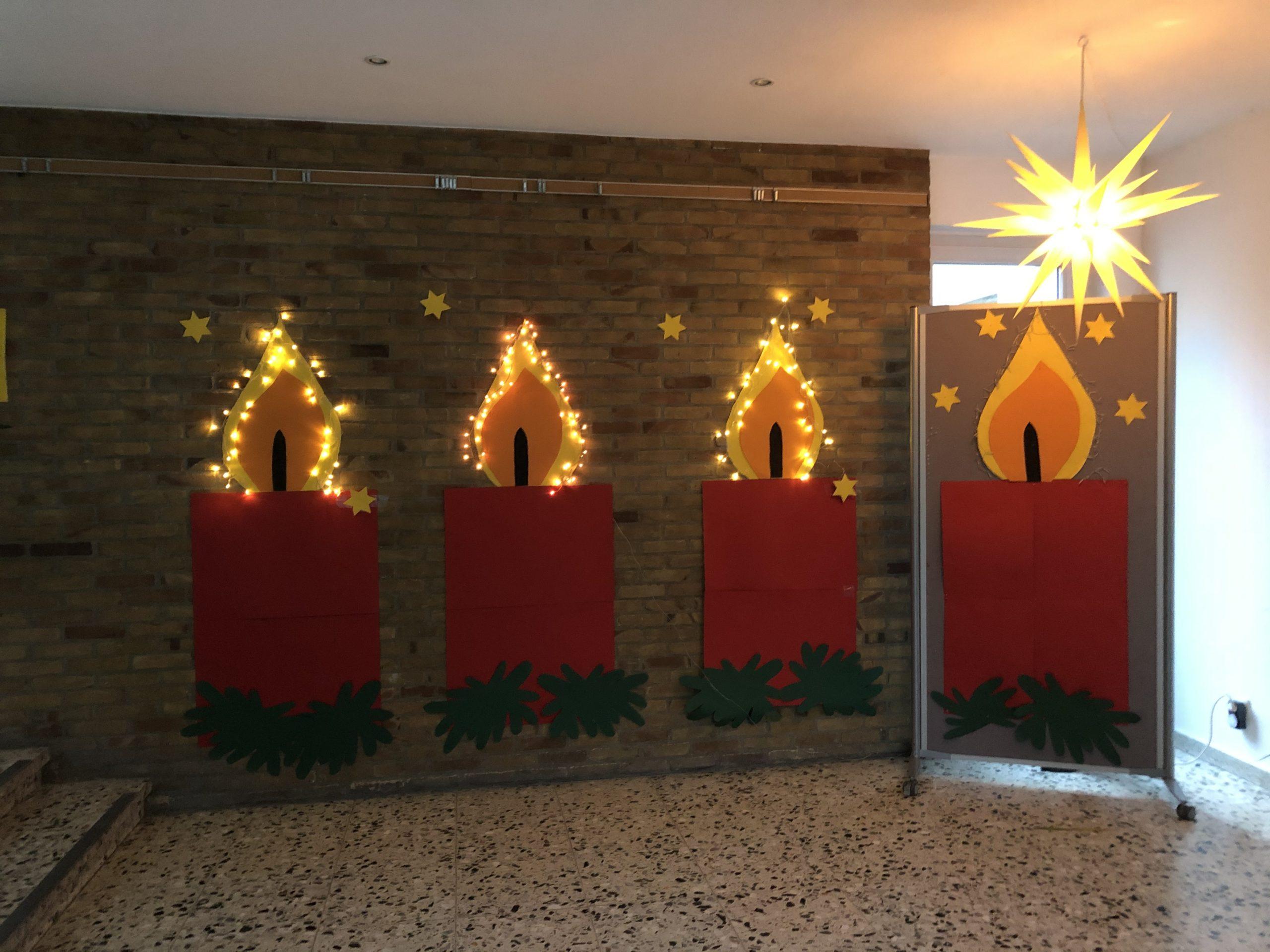 Wir wünschen einen besinnlichen 3. Advent